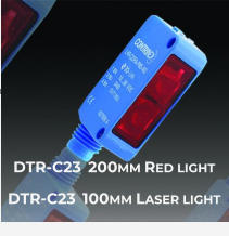 DTR-C23  200mm Red light DTR-C23  100mm Laser light Distance Measurement