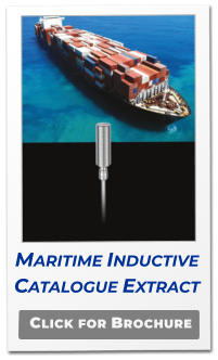 Click for Brochure Maritime Inductive Catalogue Extract